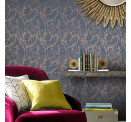 Обои флизелиновые Graham&Brown Hybryd - Tropical Aegean Wallpaper 103768