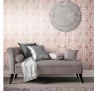 Обои флизелиновые Graham&Brown Established - Art Deco Rose Gold Wallpaper 104298
