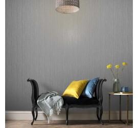 Обои флизелиновые Graham&Brown Minimalist - Bamboo Texture Silver Wallpaper 104730