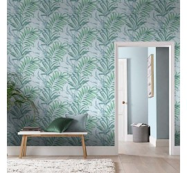 Обои флизелиновые Graham&Brown Hybryd - Yasuni Sky Wallpaper 105658
