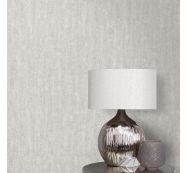 Обои флизелиновые Graham&Brown Minimalist - Orbit White Grey Wallpaper 105856