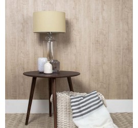 Обои флизелиновые Graham&Brown Minimalist - Wood Grain Natural Wallpaper 105860
