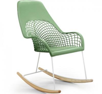 Кресло-качалка Midj - Guapa DNA M CU